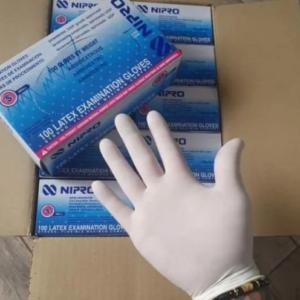 Guante Latex Caja X 100 Unidades
