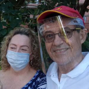 Kit x 4-6-10 Máscaras Protectoras Facial Fija