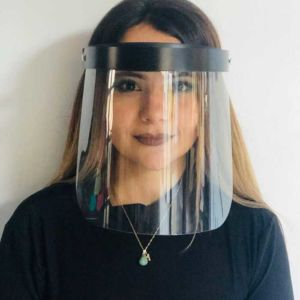 Máscara Protectora Facial con Visor Movible