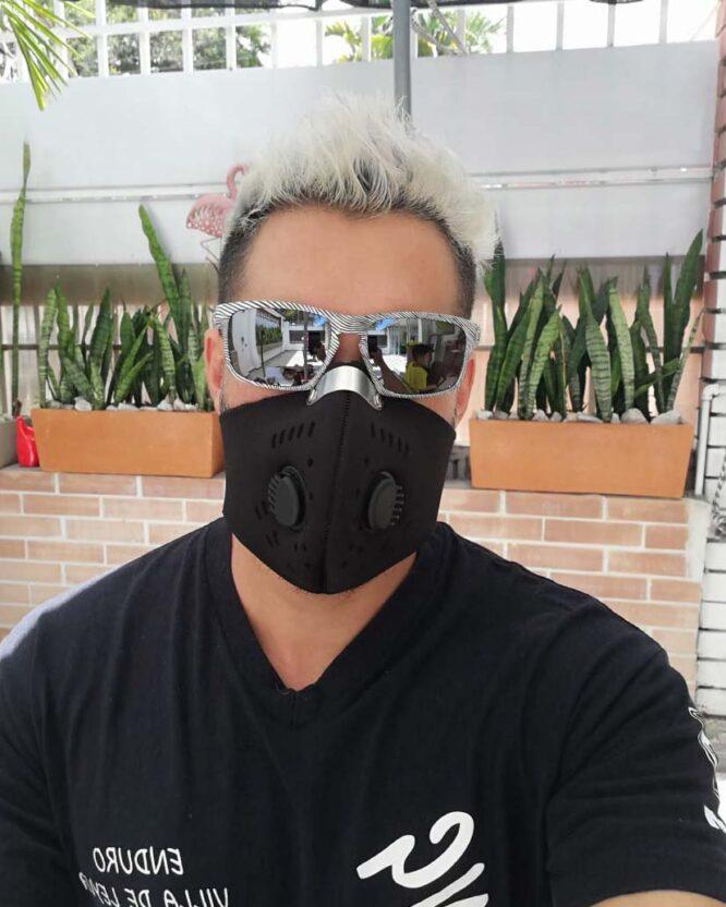 Tapabocas Máscara Antipolución Bioprotecion7