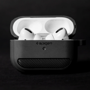 Funda para Apple Airpods Pro / Spigen Rugged Armor