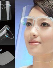 MAscaraProtectora Facial Tipo Lentes