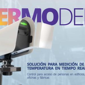TermoDeep Sistema de Medición Automatica de Temperatura