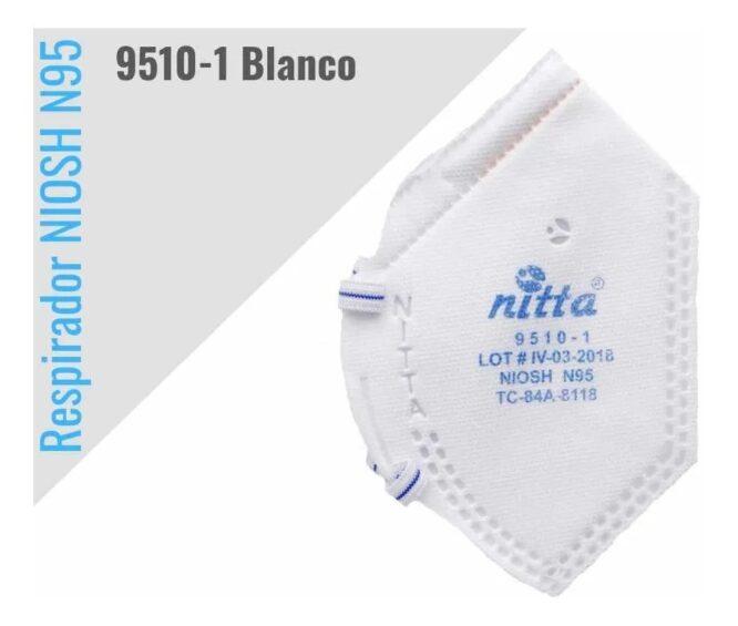 Mascarilla Nitta N95 1